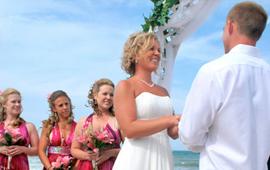 Weddings At The Reef
