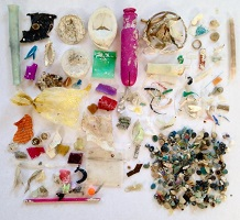 Garbage Found in the River