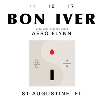 Bon Iver with special guest Aero Flynn