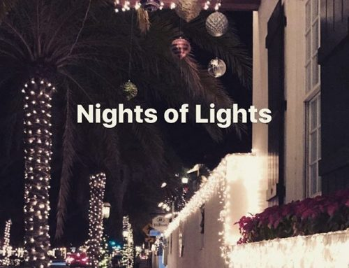 Nights of Lights Self-Guided Tour