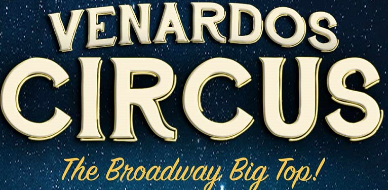Venardos Circus, a unique family oriented traveling troupe, will be performing in the Big Top at the St. Augustine Amphitheatre