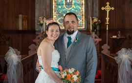 Weddings at St. Cyprian's