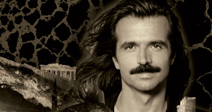 Legendary performer and composer YANNI