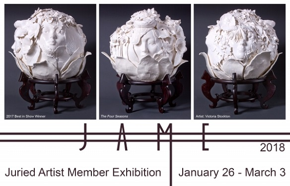 Juried Artist Members Exhibition 2018 at the Cultural Center of Ponte Vedra