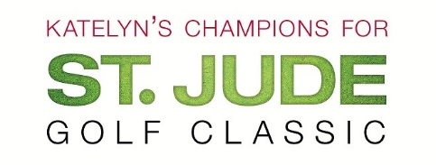Katelyn's Champions for St. Jude Golf Classic