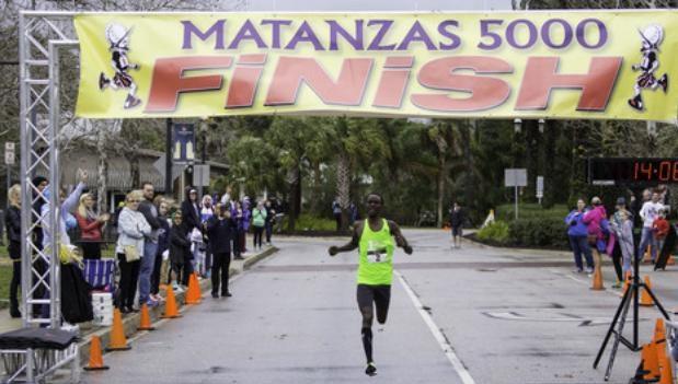 35th Annual Matanzas 5000 Finish Line