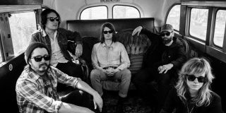 The Black Angels in Concert at the Amphitheatre