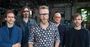 The-National in Concert at the St. Augustine Amphitheatre