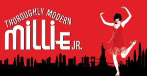 The musical Thoroughly Modern Millie Jr. - performed at RJ Murray Middle School