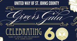United Way of St Johns County Inaugural Givers Gala