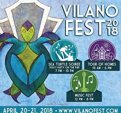 Vilano Fest 2018...Tunes, Tastings, and Tours