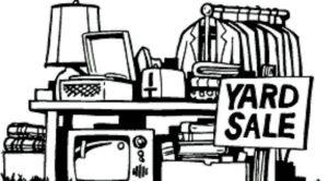 Shores Spring Yard Sale