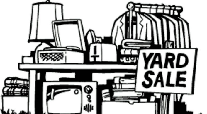 Shores Spring Yard Sale