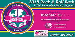2018 Rock & Roll Bash & Womanless Beauty Pagent Benefitting the Boys & Girls Club