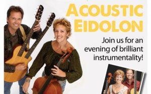 Gamble Rogers Concert Series presents Acoustic Eidelon in Concert