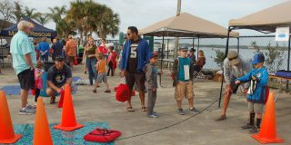 Annual Free Kids' Fishing Clinic
