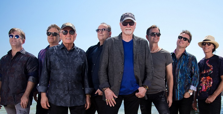 Beach Boys at the Amphitheatre