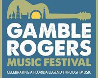 23rd Annual Gamble Rogers Music Festival at the Colonial Quarter