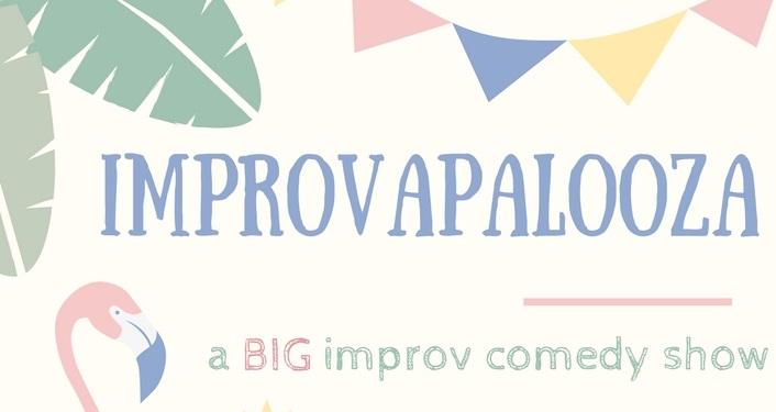 Improvapalooza - one Big Improv Comedy Show at the Corazon
