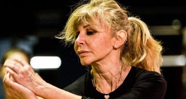 International teacher/choreographer Irma Cardano