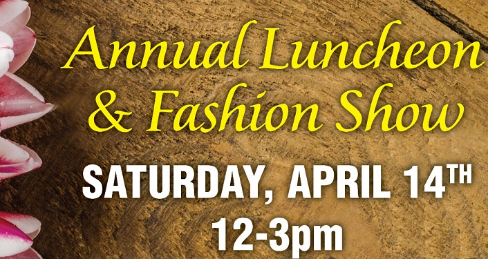 Let Your Style Bloom Fashion Show & Luncheon
