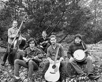 Lonely Heartstring Band Performs at Cafe Eleven