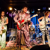 Igor & The Red Elvises at The Original Cafe Eleven