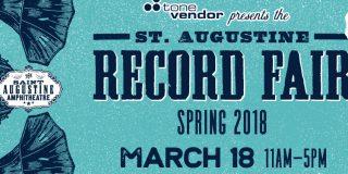 Spring 2018 St Augustine Record Fair