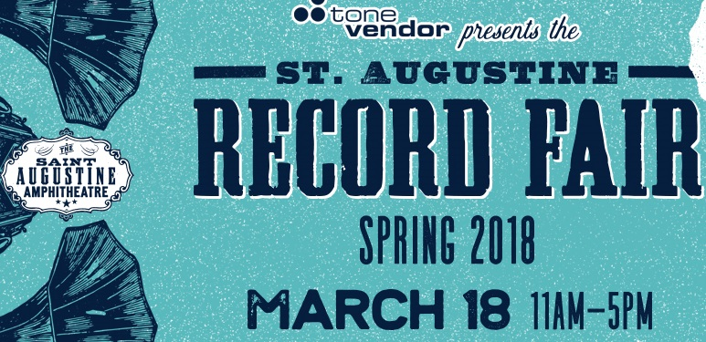 Spring 2018 St Augustine Record Fair