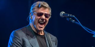 Steve Miller and Peter Frampton at St. Augustine Amphitheatre