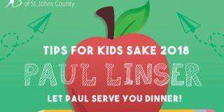 TIPS for Kids Sake at 123 Burger House