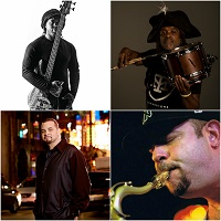 Victor Wooten Futureman Sinbad and Bob
