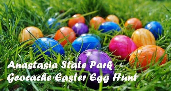 Geocache Easter Egg Hunt
