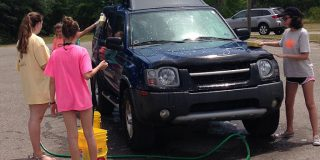 Youth Car Wash Fundraiser at Shores United Methoidist Church