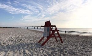 Lifeguard Beach Information