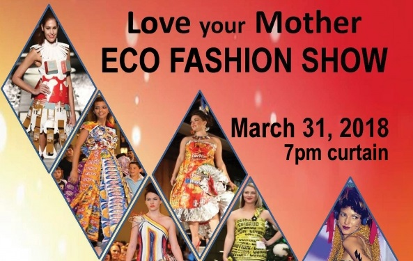 Love Your Mother Eco Fashion Show