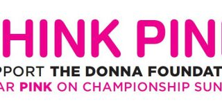 PINK OUT at THE PLAYERS on Champiionship Sunday