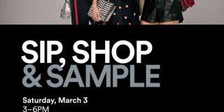 Sip, Shop, Sample at St. Augustine Premium Outlets