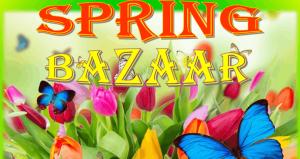 1st Annual Community Spring Bazaar