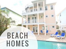 Beach Homes in St. Augustine Florida