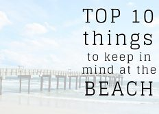 Beach Information Cover Photo