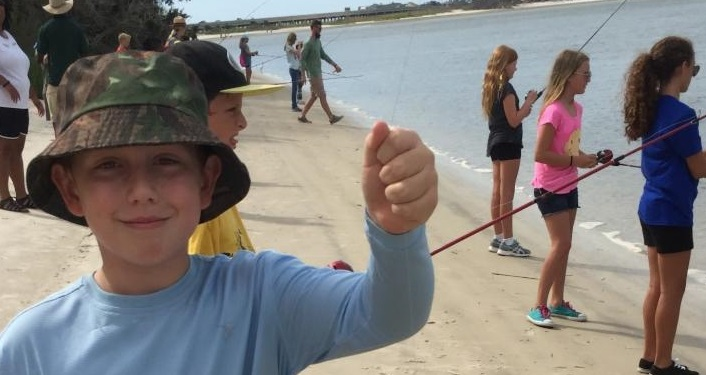 Explore the basics of fishing during Youth Fishing Clinic