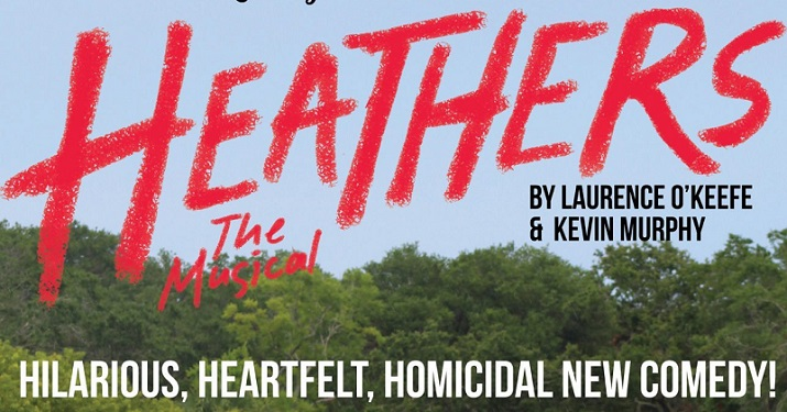 Heathers The Musical at Limelight