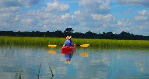 Fort Mose Kayak Trip