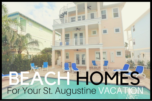 Beach Vacation Homes