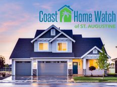 For Absentee Homeowners: Coast Home Watch of St.A