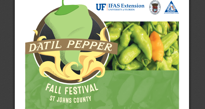 Datil Pepper Fall Festival