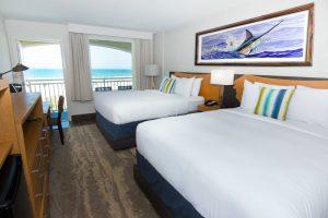 Guy Harvey Resort Oceanfront Room for Rent