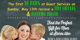 Mother's Day at St. Augustine Outlet Mall