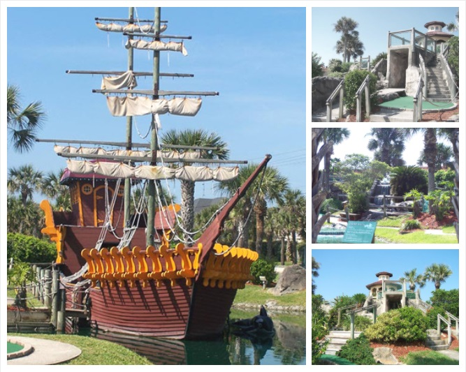 Oceanfront-Miniature-Golf-Collage